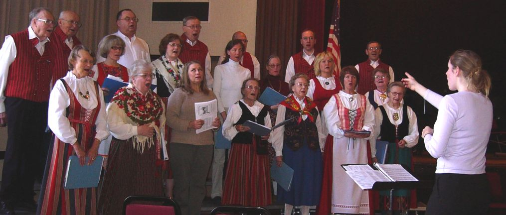 June 14, 2003 – Finnish American Home Association in Sonoma, CA.
